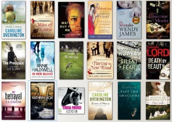 AWW2012 Books Read